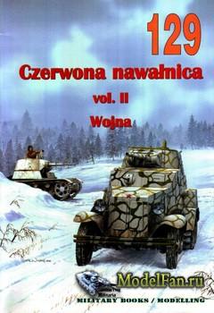 Wydawnictwo Militaria №129 - Czerwona nawalnica (vol.2) Wojna
