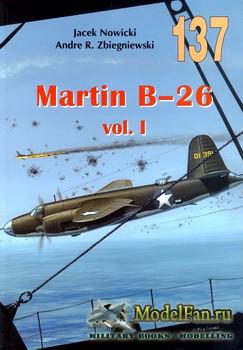 Wydawnictwo Militaria №137 - Martin B-26 (vol.1)