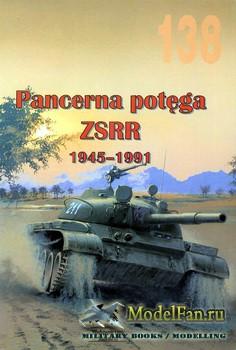 Wydawnictwo Militaria №138 - Pancerna potega ZSRR 1945-1991