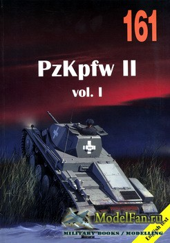Wydawnictwo Militaria №161 - PzKpfw II (vol.1)