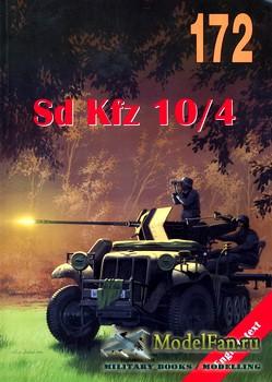 Wydawnictwo Militaria №172 - Sd Kfz 10/4