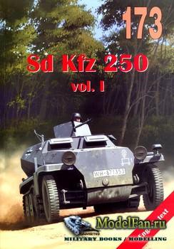 Wydawnictwo Militaria №173 - Sd Kfz 250 (vol.1)