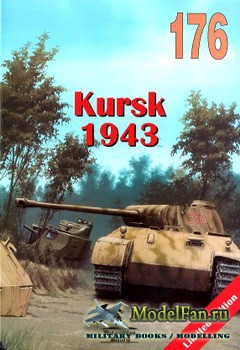 Wydawnictwo Militaria №176 - Kursk 1943