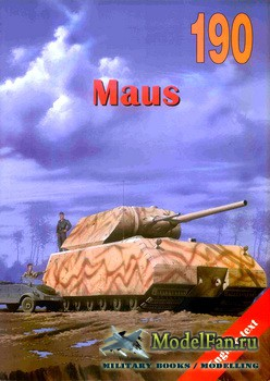 Wydawnictwo Militaria №190 - Maus