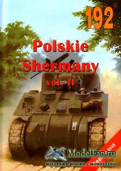 Wydawnictwo Militaria №192 - Polskie Shermany (vol.2)