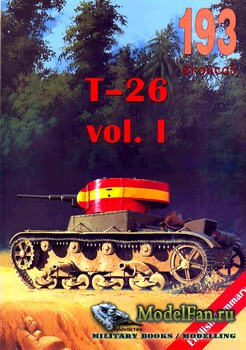 Wydawnictwo Militaria №193 - T-26 (vol.1)