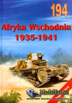 Wydawnictwo Militaria №194 - Afryka Wschodnia 1935-1941
