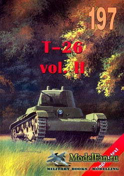 Wydawnictwo Militaria №197 - T-26 (vol.2)