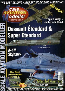 Scale Aviation Modeller International (January 2002) Vol.8 №1