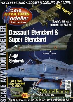 Scale Aviation Modeller International (January 2002) Vol.8 №1