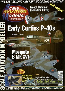 Scale Aviation Modeller International (February 2002) Vol.8 №2