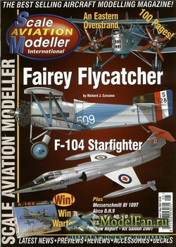 Scale Aviation Modeller International (May 2002) Vol.8 №5