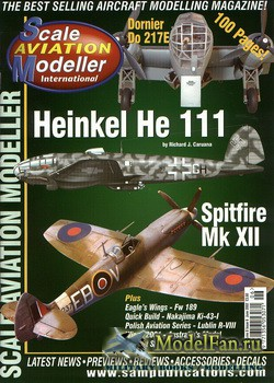 Scale Aviation Modeller International (June 2002) Vol.8 №6