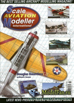 Scale Aviation Modeller International (July 2002) Vol.8 №7
