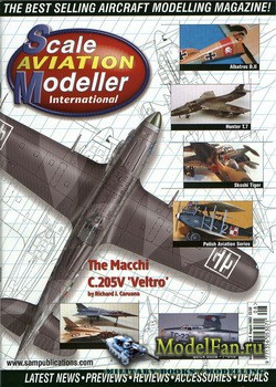 Scale Aviation Modeller International (August 2002) Vol.8 №8