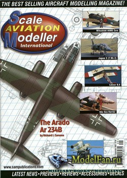 Scale Aviation Modeller International (September 2002) Vol.8 №9