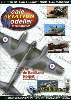 Scale Aviation Modeller International (October 2002) Vol.8 №10
