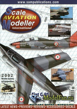 Scale Aviation Modeller International (November 2002) Vol.8 №11