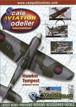 Scale Aviation Modeller International (December 2002) Vol.8 №12