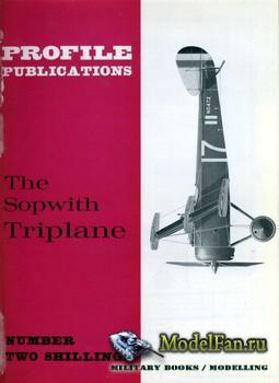 Profile Publications - Aircraft Profile №73 - The Sopwith Triplane