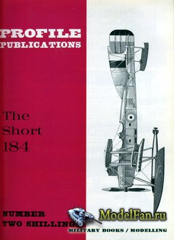 Profile Publications - Aircraft Profile №74 - The Short 184