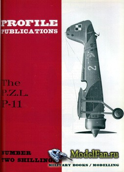 Profile Publications - Aircraft Profile №75 - The P.Z.L. P-11