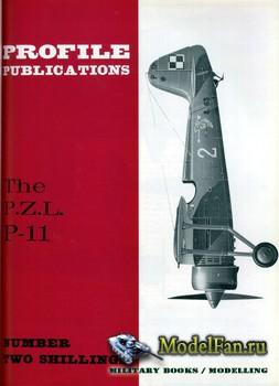 Profile Publications - Aircraft Profile №75 - The P.Z.L. P-11
