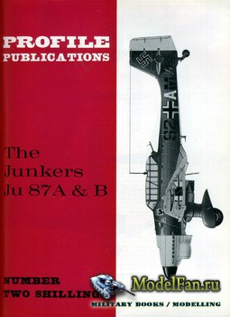 Profile Publications - Aircraft Profile №76 - The Junkers Ju 87A & B