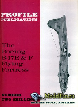 Profile Publications - Aircraft Profile №77 - The Boeing B-17E & F Flying F ...