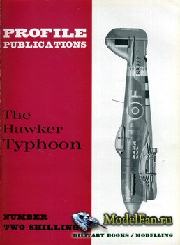 Profile Publications - Aircraft Profile №81 - The Hawker Typhoon