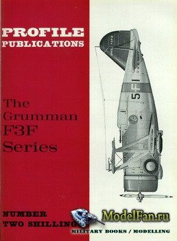 Profile Publications - Aircraft Profile №92 - The Grumman F3F Series