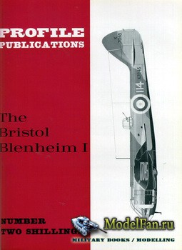 Profile Publications - Aircraft Profile №93 - The Bristol Blenheim I