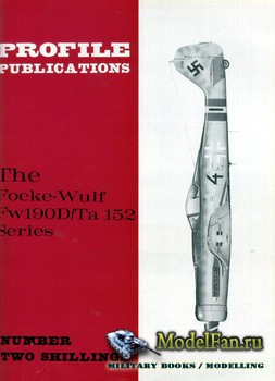 Profile Publications - Aircraft Profile №94 - The Focke-Wulf Fw 190D/Ta 152 ...