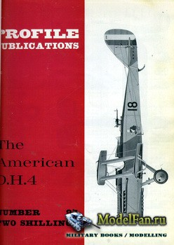 Profile Publications - Aircraft Profile №97 - The American D.H.4