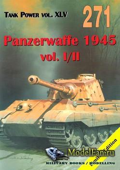 Wydawnictwo Militaria №271 - Panzerwaffe 1945 (vol.1/2)