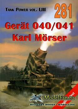 Wydawnictwo Militaria №281 - Gerat 040/041