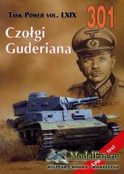 Wydawnictwo Militaria №301 - Czolgi Guderiana