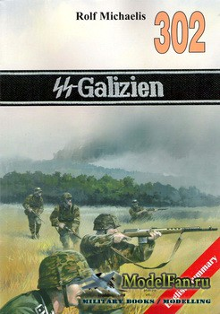 Wydawnictwo Militaria №302 - SS-Galizien