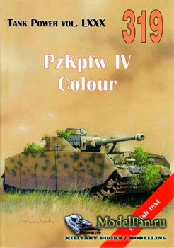Wydawnictwo Militaria №319 - PzKpfw IV Colour