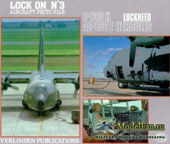 Verlinden Publications - Lock On №3 - Lockheed C-130 Hercules