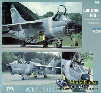 Verlinden Publications - Lock On №9 - A-7D/K Corsair
