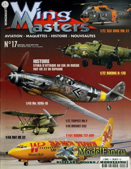 Wing Masters №17