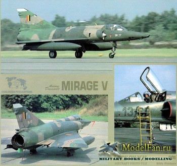 Verlinden Publications - Lock On №11 - Mirage V