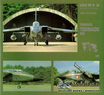 Verlinden Publications - Lock On №12 - IDS Panavia Tornado