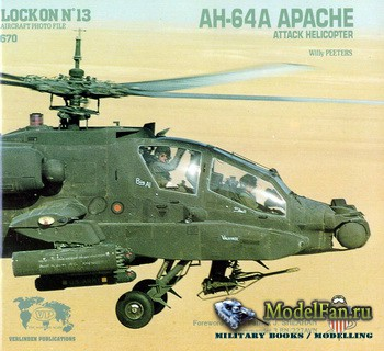 Verlinden Publications - Lock On №13 - AH-64A Apache