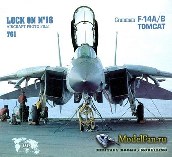 Verlinden Publications - Lock On №18 - Grumman F-14A/B Tomcat