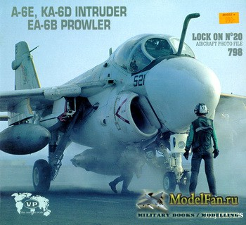 Verlinden Publications - Lock On №20 - A-6E and KA-6D Intruder