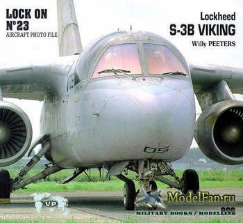 Verlinden Publications - Lock On №23 - Lockheed S-3B Viking