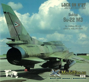 Verlinden Publications - Lock On №27 - Suchoj Su-22 M3