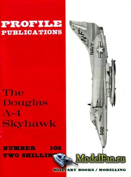 Profile Publications - Aircraft Profile №102 - The Douglas A-4 Skyhawk